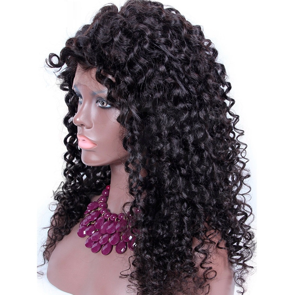 Super Star Brown Base With Blonde Highlights Deep Wave African