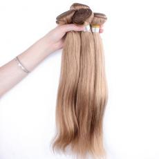 Honey Blonde 613 Brazilian Virgin Hair Soft Straight Human Hair Extensions 3pcs/Lot