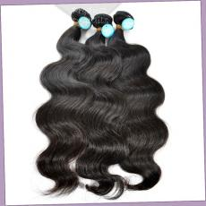 6A Grade African American Women Peruvian Virgin Hair Loose Waves 3pcs/Lot