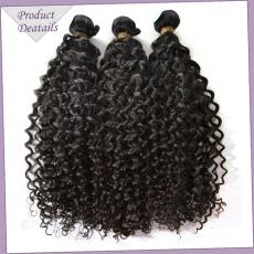 Affordable Luxury 100% Peruvian Virgin Hair Loose Curly 3 Bundles/Lot