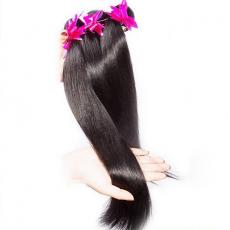 Sexy Hair Beauty Full Soft Straight 7A Indian Remy Human Hair Wefts Weaves 3pcs/Lot