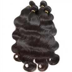 Attractive Youthful Virgin 6A Malaysian Human Hair Wefts Loose Body Wave 4pcs/Lot
