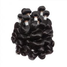 Cheap 10pcs Wholesale Brazilian Virgin Human Hair Weave Bundles Loose Body Wave Textured