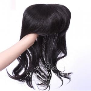 Loose Wavy or Wave Peruvian Brazilian Virgin Human Hair With Closure