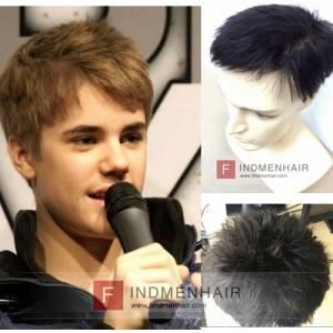 Cool Young Boy Blonde Short Haircuts Mens Hair Wigs For Sale UK