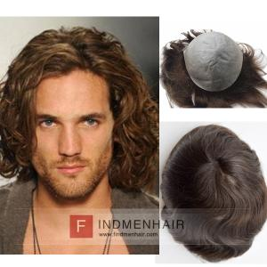 Long Curly Mens Human Hair Wigs Online Sale Mumbai India