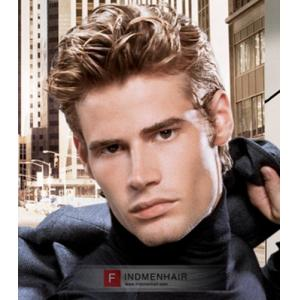 Most Stylish Short Blonde 100 Human Hair Mens Wigs Online NZ