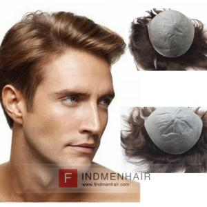 High Quality Professional Mens Blonde Hair Wigs Manchester UK