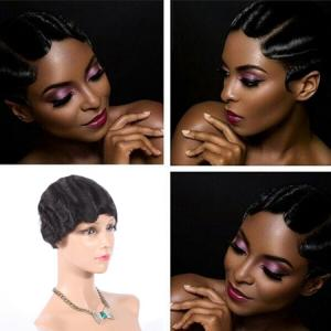 Very Best Short Body Wave Hairstyles Celebrity Human Hair Wigs