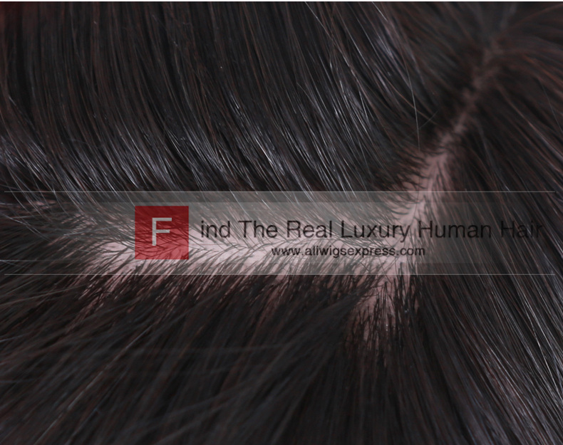 Human Hair Wigs And Hairpieces For Ladies With Thinning Hair And
