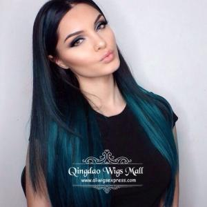 2016 Beautiful Shiny Strong Healthy malaysian straight full lace wig Long 20inch