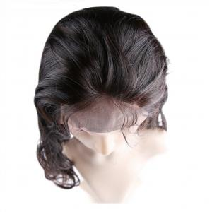 360 Lace Frontal Closure Pre Plucked With Adjustable Straps Loose Wavy