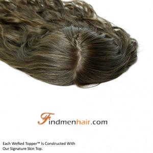 High Quality Angel Wigs And Hair Pieces With Natural Part