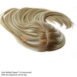 Blonde Highlights Wigs And Hair Pieces For Top Of Head