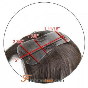 Natural Part Human Hair Toppers For Short Hair Melbourne
