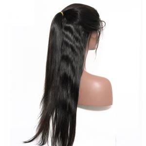 Affordable Long Healthy Peruvian Virgin Hair High Density Lace Front Wigs 26inch